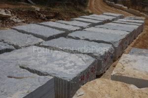 Blocs de pierre calcaire Ataija Bleu
