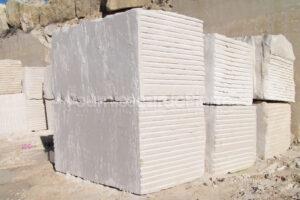 Blocs de pierre calcaire Branco do Mar