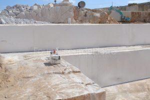 Carrière de pierre calcaire Rosal