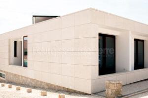 Façade en pierre Cabeca Veada