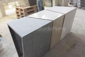 Production de pierre calcaire Ataija Bleu