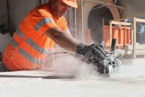 Production de pierre calcaire Rosal