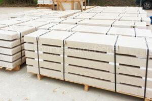 Production de pierre calcaire Moleanos