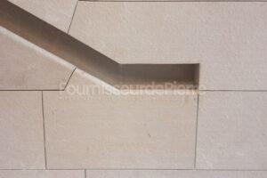 Revêtement muraux en pierre Ataija Beige